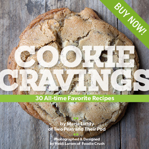 Our Cookbook, Cookie Cravings: Buy Now!