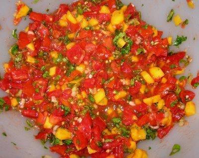 Josh's Mango Salsa