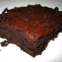 pepper soup and brownies 036