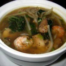 bok choy soup 013