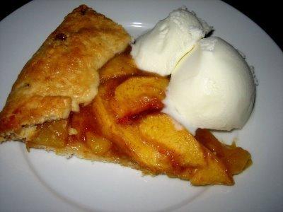 Peach Galette | Two Peas & Their Pod