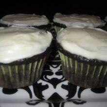 chocolate cupcakes 016