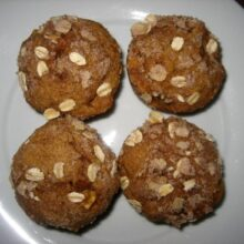pumpkin muffins, cookies, pizza, 032