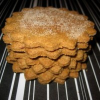 pumpkin scones gram crackers 067