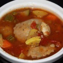 Ravioli soup 012