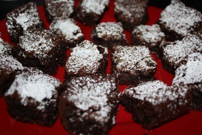 Recipe for Andes Mint Brownies
