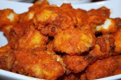 Recipe for Buffalo Hot Wings