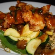 hunan chicken, baby shower, Viking open house 024
