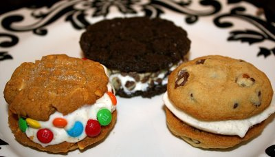 Ice Cream Sandwich Party!