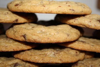 Jake's Chocolate Chip Cookies