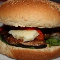 portobelllo sandwich