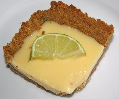 Recipe for Lime Bars