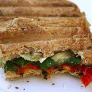 vegetable-panini