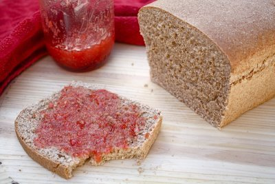 Recipe for Honey Whole Wheat Bread