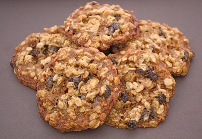Recipe for Oatmeal Raisin Cookies