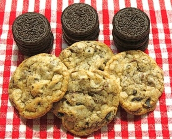 Chocolate Chip Oreo Cookie Recipe