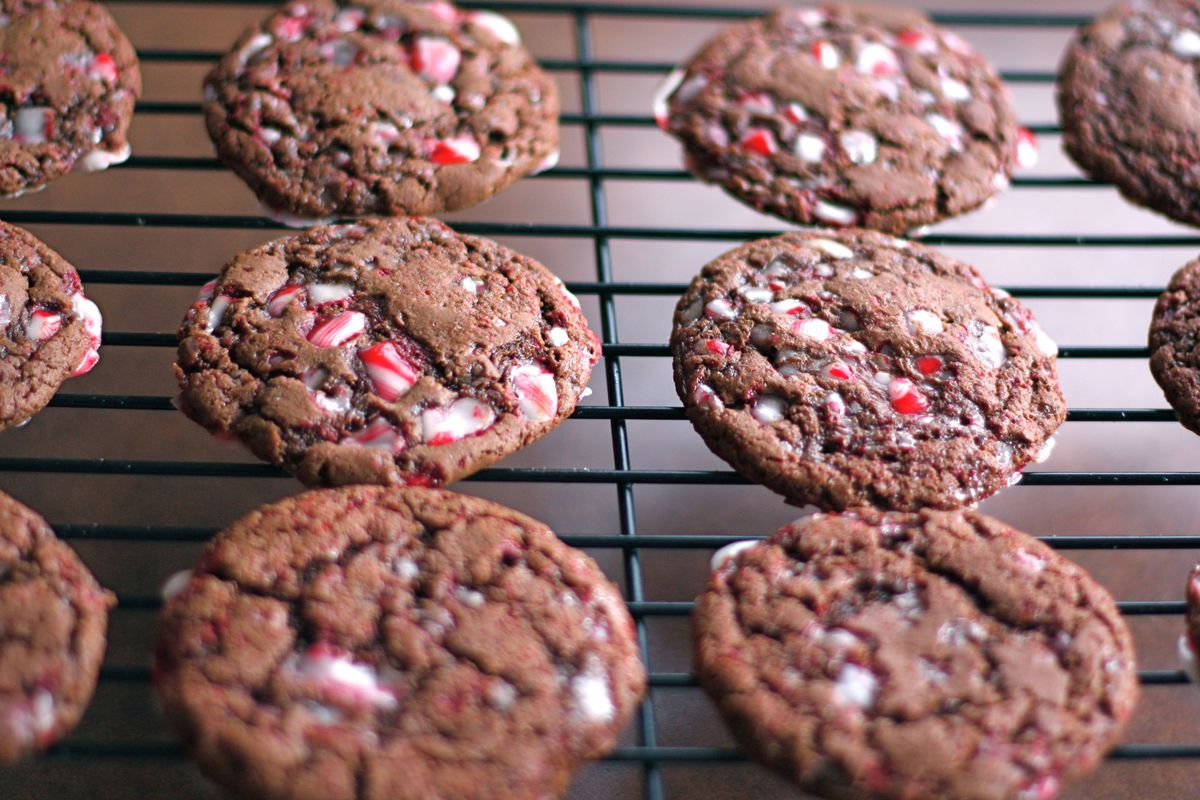 Chocolate mint cookies recipes