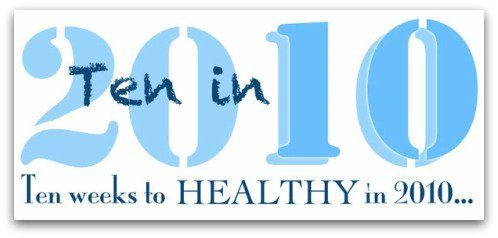 10 in 10 Healthy Challenge: Successful Goal Setting