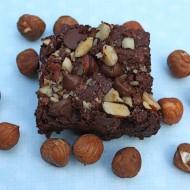 Hazelnut Cinnamon Brownies