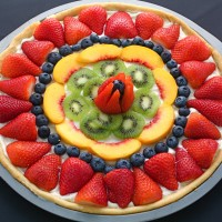 Recipe for Fruit Pizza