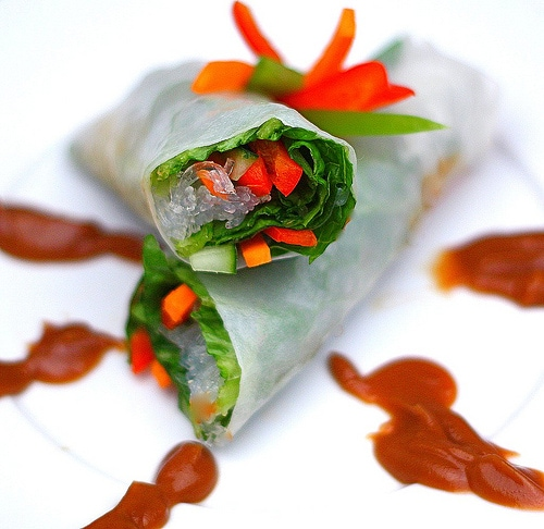 ... spring rolls popiah fresh spring rolls recipe vegetable spring rolls