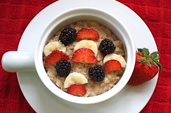 Berry Delicious Oatmeal Recipes — Dishmaps