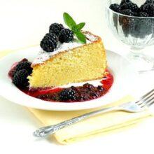 almond-torte