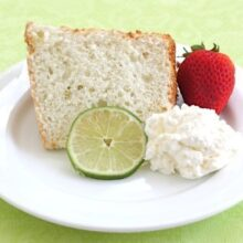 lime angel food cake 1