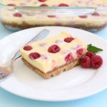 raspberry lemon bar recipe