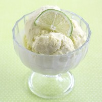 lime ice cream