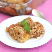 plum crisp