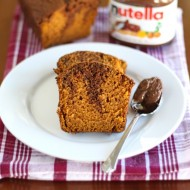 pumpkin nutella bread recipe