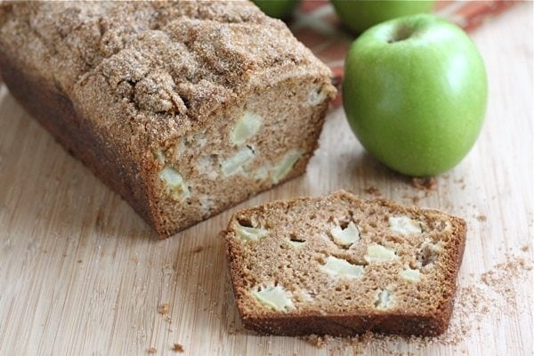 Apple Cinnamon Bread Recipe