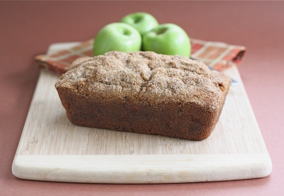 Apple Cinnamon Quick Bread Recipe