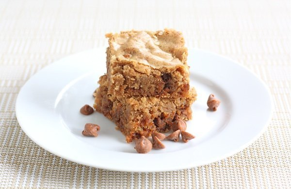 Cinnamon Blondies from Perfect One-Dish Dinners
