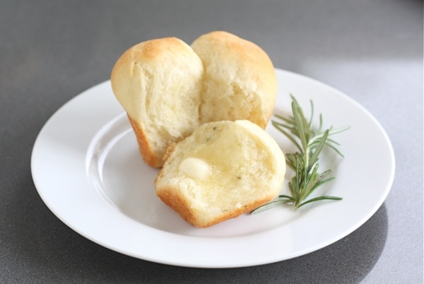 Make potato rosemary rolls this year for Thanksgiving. Your house will ...