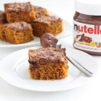 pumpkin-nutella-cake