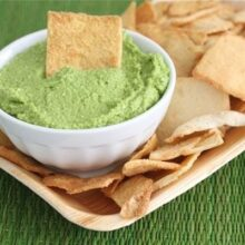 TKBlog Spinach and Feta Hummus 10