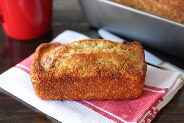 Buttermilk Banana Bread | Two Peas & Their Pod