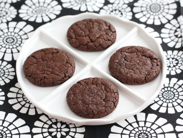 Chocolate Nutella Cookies | Two Peas & Their Pod