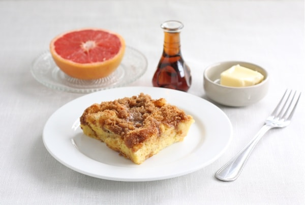 Cinnamon Baked French Toast from The Pioneer Woman | Two Peas & Their ...