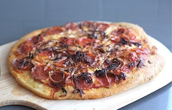 pepperoni-pizza-with-caramelized-onions