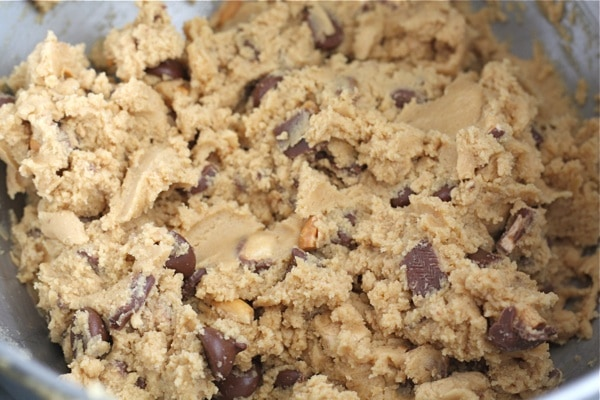 Recipe for peanut butter snickers cookie