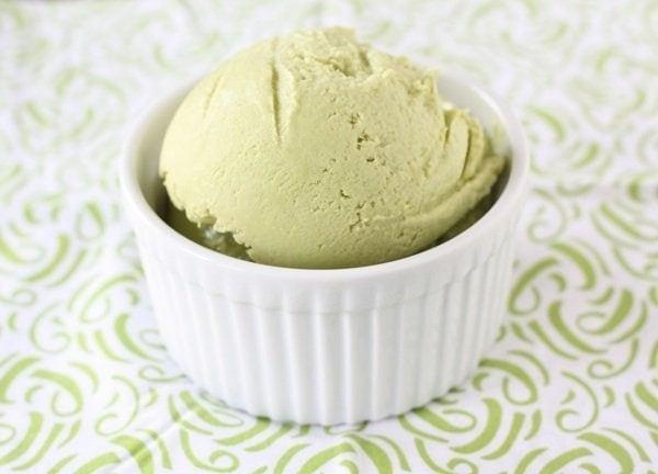 Avocado Ice Cream Recipe | Two Peas & Their Pod