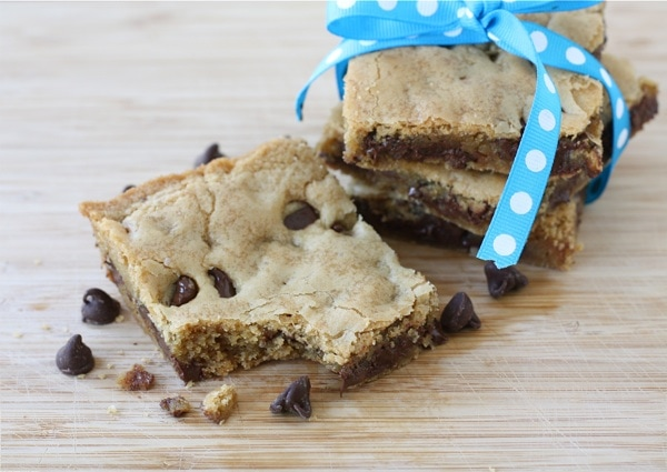 print save chocolate chip cookie bars yield 24 cookie bars cook time ...