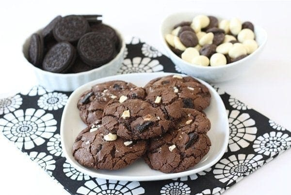 Triple Chip Chocolate Chunk Cookies Recipes — Dishmaps