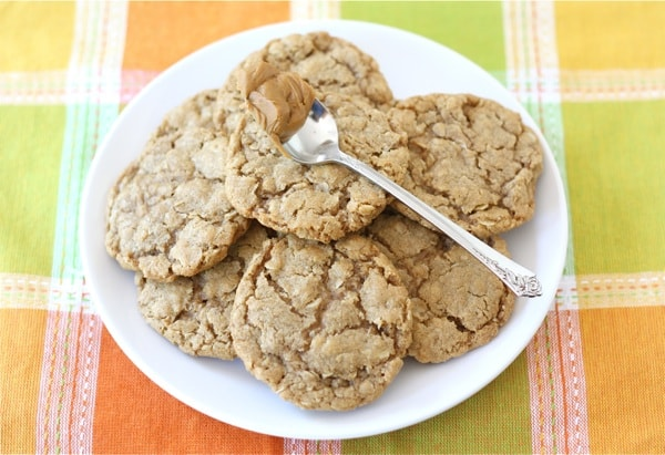 Biscoff Oatmeal Cookie Recipe | Biscoff Cookies | Two Peas & Their Pod