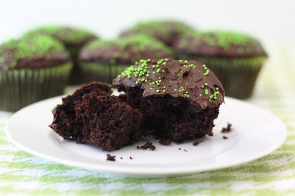 Light Chocolate Zucchini Cake