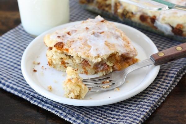 Cinnamon Biscuit Recipe | Gooey Cinnamon Biscuits | Two Peas & Their ...
