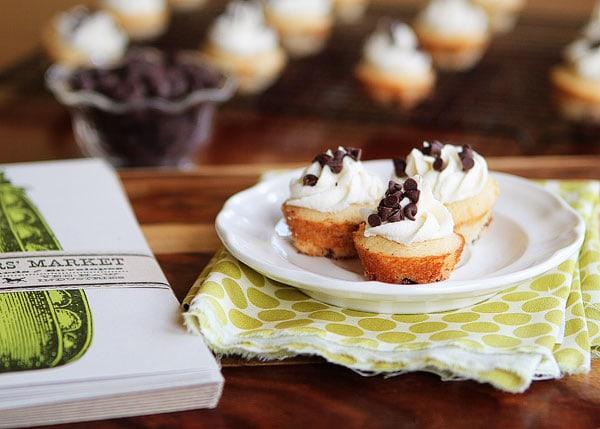 Mini Chocolate Chip Maple Pancake Cupcakes Recipe | Two Peas & Their ...